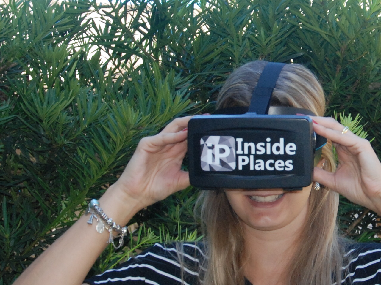 Realidade Virtual - inside places